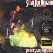 Stevie Ray Vaughan - Couldn't Stand The Weather 45RPM, 200g Vinyl Edition