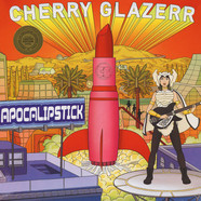 Cherry Glazerr - Apocalipstick Colored Vinyl Editon
