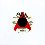 Major Harris / Tan Geers - Call Me Tomorrow / Let My Heart And Soul Be Free