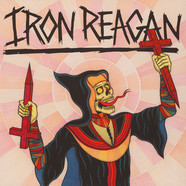 Iron Reagan - Crossover Ministry Black Vinyl Edition