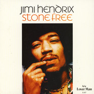 Jimi Hendrix - Stone Free / Lover Man Picture Disc