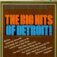 H.B. Barnum - The Big Hits Of Detroit