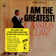 Cassius Clay - I Am The Greatest!