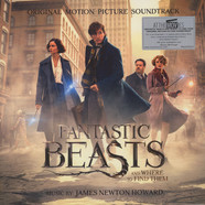 James Newton Howard - OST Fantastic Beasts And Where To Find Them Colored Vinyl Edition
