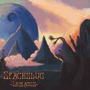 Spaceslug - Lemanis Blue Vinyl Edition