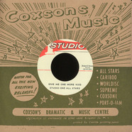 Studio One All Stars / Don Drummond & The Skatalites - Give Me One More Kiss / Man In The Street