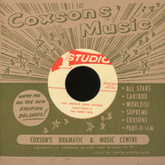 Jimmy Riley / Three Tops, The - You Should Have Known / Great 68 Train