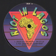 V.A. - Riot In Lagos
