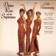 Diana Ross And The Supremes - 25th Anniversary