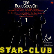 "V.A. - The Beat Goes On Vol. 1 ""Star-Club Live"""