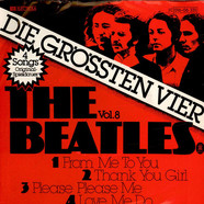 Beatles, The - Die Grössten Vier Vol. 8