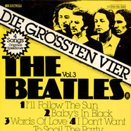 Beatles, The - Die Grössten Vier Vol. 3