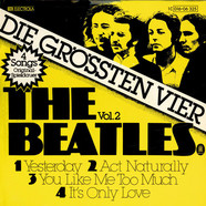 Beatles, The - Die Grössten Vier Vol. 2
