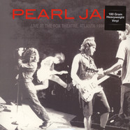 Pearl Jam - Live At The Fox Theatre, Atlanta, GA - 1994