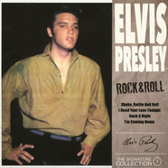 Elvis Presley - Rock & Roll Clear Vinyl Edition