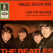 Beatles, The - Hello, Good Bye / I Am The Walrus