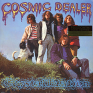 Cosmic Dealer - Crystallization Turquoise Vinyl Edition