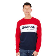 Reebok - Archive Stripe Crew Sweater