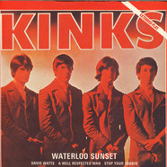 Kinks, The - Waterloo Sunset