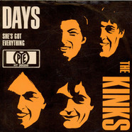 Kinks, The - Days
