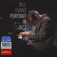 Bill Evans - Portrait In Jazz - Jean-Pierre Leloir Collection