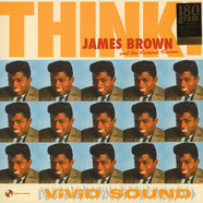 James & The Famous Flames Brown - Think!