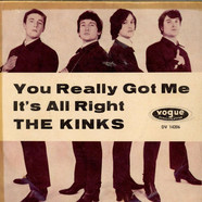 Kinks, The - You Really Got Me
