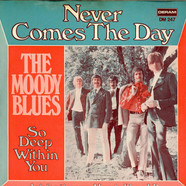 Moody Blues, The - Never Comes The Day