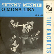 Jimmy & The Rackets - Skinny Minnie / O Mona Lisa