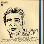 Gilbert Bécaud - Anthology
