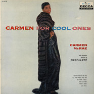 Carmen McRae - Carmen For Cool Ones