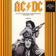 AC/DC - Live At Old Waldorf In San Francisco September 3, 1977