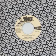Tommy McGee - Now That I Have You / Stay With Me