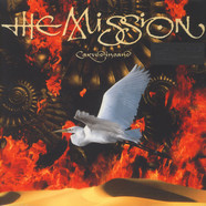 Mission, The - Carved In Sand Black Vinyl Edition