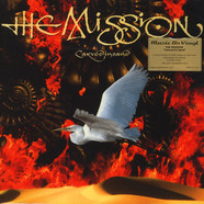 Mission, The - Carved In Sand Red Vinyl Edition