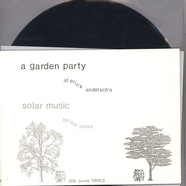 Joe Jones - A Garden Party