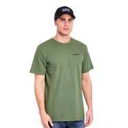 Patagonia - Fitz Roy Trout Cotton T-Shirt