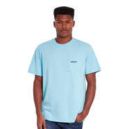 Patagonia - P-6 Logo Cotton Pocket T-Shirt