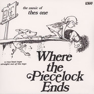 Thes One of People Under The Stairs - Where The Piecelock Ends Black Vinyl Edition