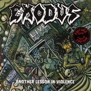 Exodus - Another Lesson In Violence - Live (Ltd Picture Disc)