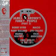 V.A. - James Brown's Funky People Part 2