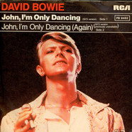 David Bowie - John I'm Only Dancing