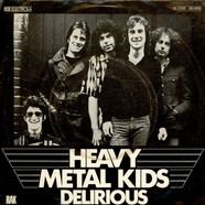 Heavy Metal Kids - Delirious