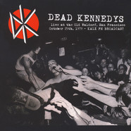 Dead Kennedys - On Broadway Live 1984