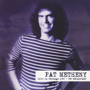 Pat Metheny - Live In Chicago 1987 - FM Broadcast