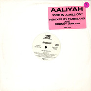 Aaliyah - One In A Million (Remixes)