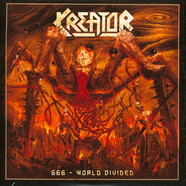 Kreator - Gods Of Violence Bi-Colour Vinyl Edition
