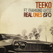 Teeko - Real Ones (SFC) Feat. Diamond Ortiz
