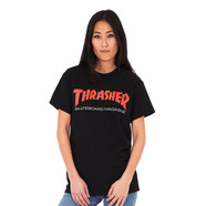 Thrasher - Women's Two-Tone Skate Mag T-Shirt