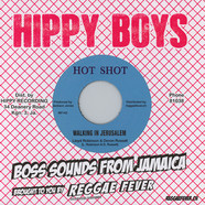 Devon Russell &  Lloyd Robinson / Oswald Nethersole &Hippy Boys, The - Walking In Jerusalem / Bimbo Reggae